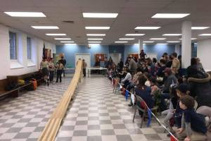 Pinewood Derby - February 2019